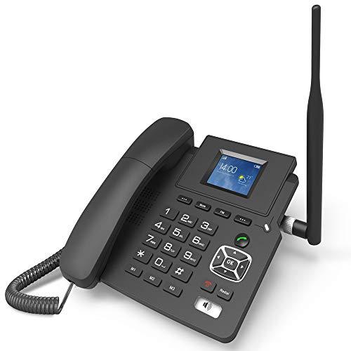 APROTII P03 Full Netcom 4G Tarjeta VOIP Teléfono Internet Teléfono Fijo Inalámbrico WIFI Hotspot Negocio Oficina en Casa