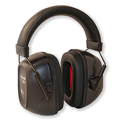Protector auditivo profesional - casco insonorización SNR35 dB - orejera antiruido de alto rendimiento - para trabajo, obra, agricultura, industria, deportes - ajustable, cómodo y seguro