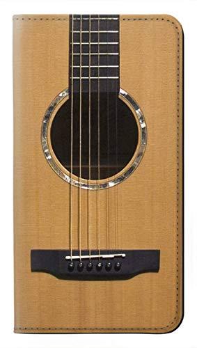 JPW0057A2U アコースティックギター Acoustic Guitar Sony Xperia XA2 Ultra フリップケース