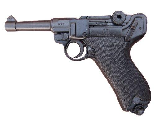 Deko Waffe Deutsche Luger-Pistole P 08, Parabellum