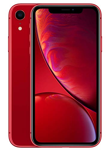 Simple Mobile Prepaid - Apple iPhone XR (64GB) - Red [Locked to Carrier – Simple Mobile]