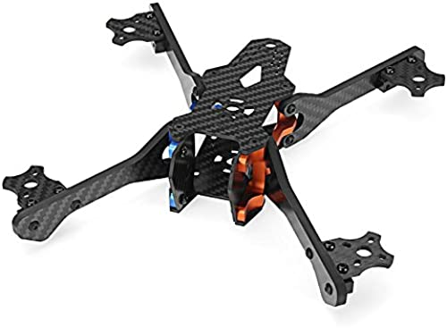 sin mínimo KINGDUO Realacc Rx5 215Mm FPV Frame x Frame Frame Frame Kit RC Drone 5Mm Brazo Fibra De Carbono De Carreras  Descuento del 70% barato