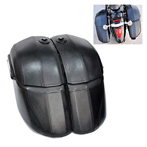 GIAOGIAO Motorrad-Seitenkoffer Satteltasche Trunk Fit for Victory Trunk