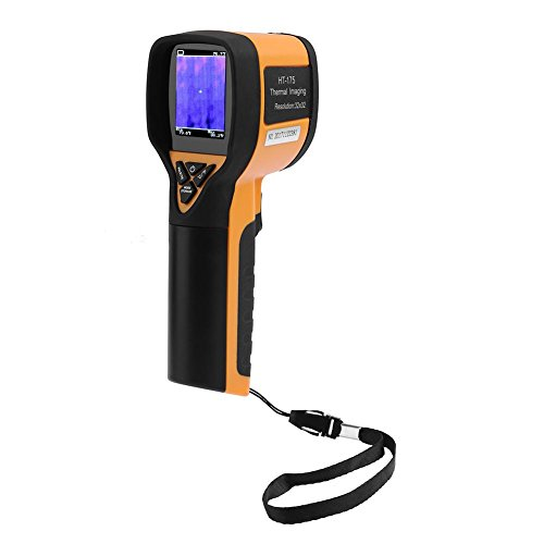 Detector fugas de calor-hillrong cámara Digital para imágenes térmica por infrarrojos de infrarrojos con distancia ht-175