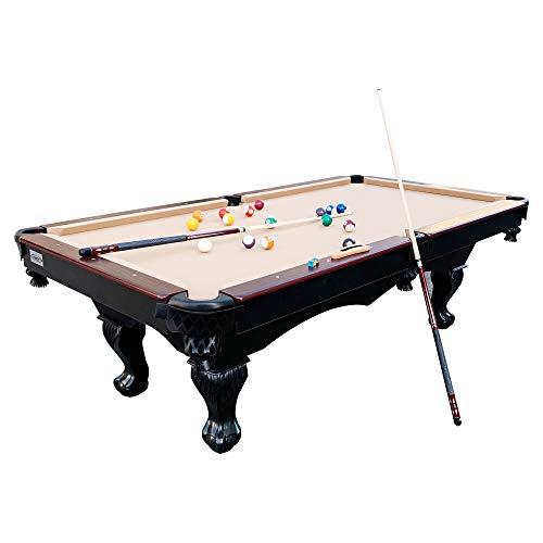 Rack Taurus 8-Foot Billiard/Pool Table