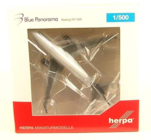 Herpa 531559B767–300panorama, colore: Blu
