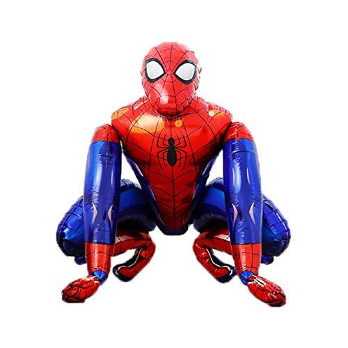 DONGMAISM Globo Decoración de Fiesta de cumpleaños para niños Juegue de niños para niños Decoración de Fiesta (Farbe : Spiderman)