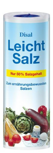 DISAL DISAL Leichtsalz, 250 g