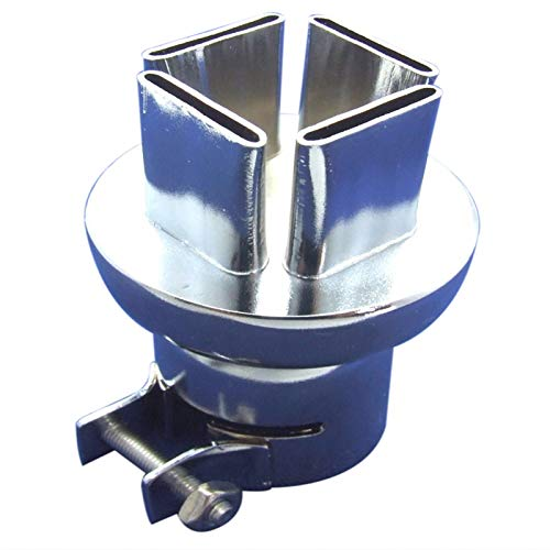 LXHY Almohadilla de aislamiento acústico A1126 15 X 15 mm Punta de boquilla para estación de soldadura pistola de aire caliente C0214