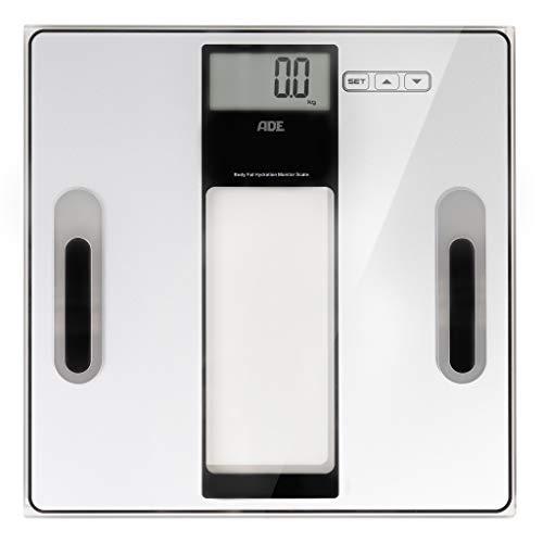 Báscula-analizador baño digital TABEA SILVER