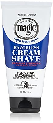 Softsheen-Carson Magic Razorless Shaving