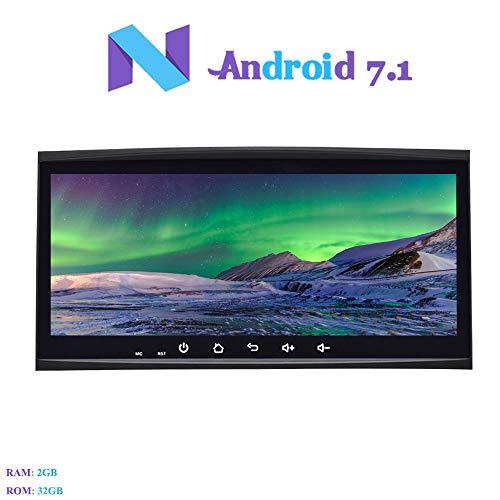 Hi-azul Android 7.1 Autoradio Car Radio 8.8