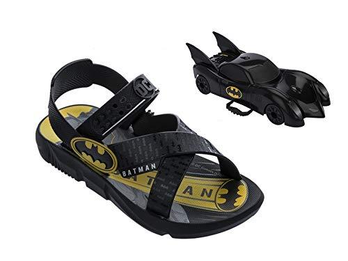 Sandália Batman Com Batmovel 22169