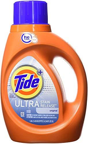 Tide Original Scent HE Turbo Clean Flüssigwaschmittel, 117 ml, 24 Waschgänge