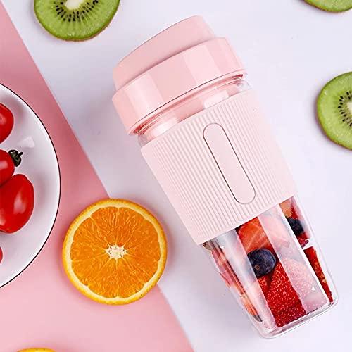YANZHU Juicer eléctrico portátil de la fruta del Usb 300ml, Juicer multifuncional del sacudido de la comida del extractor de la fruta