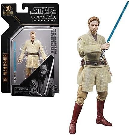 Star Wars Black Series Archive – F1909 – Figur mit Gelenken, 15 cm – Obi-Wan Kenobi (Revenge of The Sith)