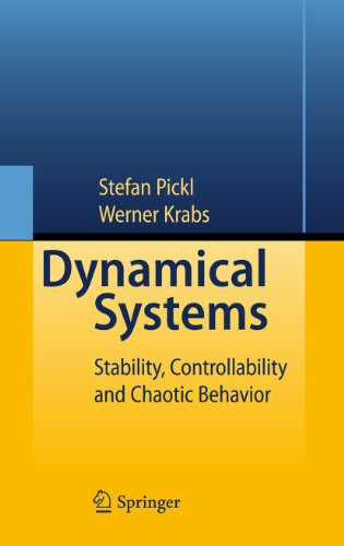 Dynamical Systems: Stability, Controllability and Chaotic Behaviorの詳細を見る