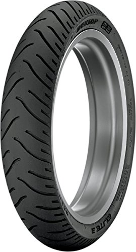 Dunlop Tires Motorcycle Tire Front Elite 3 Radial 120/70V-21 BW