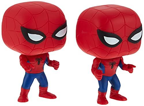 Spider-Man Imposter Pop! Figura de vinilo 2-Pack – Entertainment Earth Exclusive
