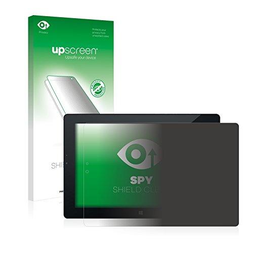 upscreen Anti-Spy Blickschutzfolie kompatibel mit Odys Winpad V10 Privacy Screen Sichtschutz Bildschirmschutz-Folie