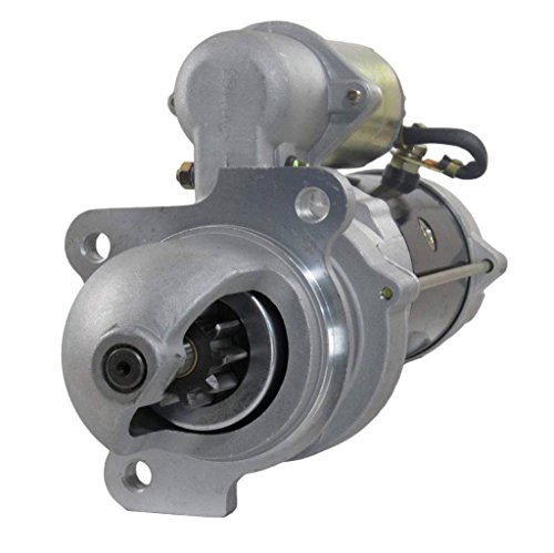 NEW GEAR REDUCED STARTER FITS JOHN DEERE AGRICULTURAL TRACTOR COMBINE 500 510 3020 4000 4010 4020 6602 GAS 1960-1974