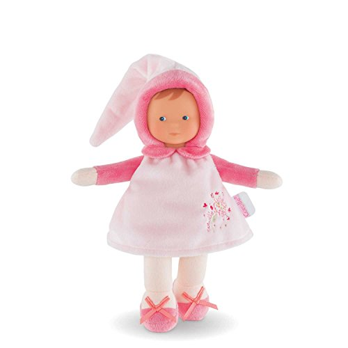 Corolle Y3932 Babicorolle - Muñeca de peluche, color rosa