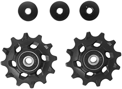 SRAM X-Sync Pulley Wheel Assembly Kit Black, 11 Speed, X01/GX/NX/Force 1/Rival 1