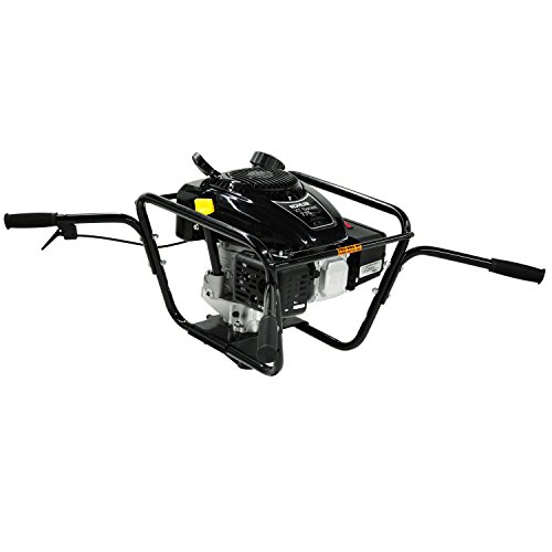 Earthquake 9800K 2-Person Earth Auger Powerhead with 173cc 4-Cycle Kohler Engine (CARB Compliant)