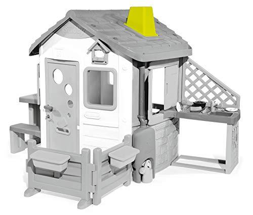 Smoby – Schornstein für Smoby Spielhäuser – Zubehör für Spielhaus, wetterbeständig, einfacher Aufbau, passend für die meisten Smoby Spielhäuser
