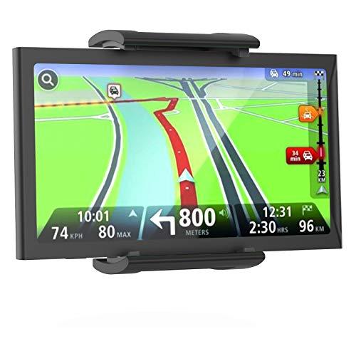 MONTOLA® Navi Halterung Lüftungsschlitz - Universal Handyhalterung Auto - KFZ Halterung Navigation Smartphone Halter für Lüftungsschlitz