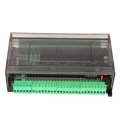 SPS-Steuerplatine, SPS-Industriesteuerplatine FX1N-40MR mit RS485RS232 für GX Developer und GX Works2-Softwareprogrammierung