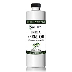 Image of Organic Neem Oil (16 oz)...: Bestviewsreviews