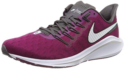 Nike Air Zoom Vomero 14 Women's Running Shoe True Berry/White-Thunder Grey-Teal Tint 8.0