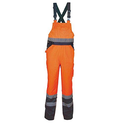 Cofra, Tuttle V294, waarschuwingsbescherming, werkbroek in signaalkleur, 4XL, oranje, 1