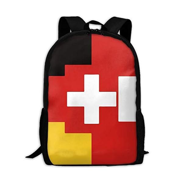 41f42zYI8oL. SS600  - Mochilas,Mochilas Universitarias Suizas Austríacas Alemanas, Impresionantes Mochilas para Adultos para Vacaciones De…