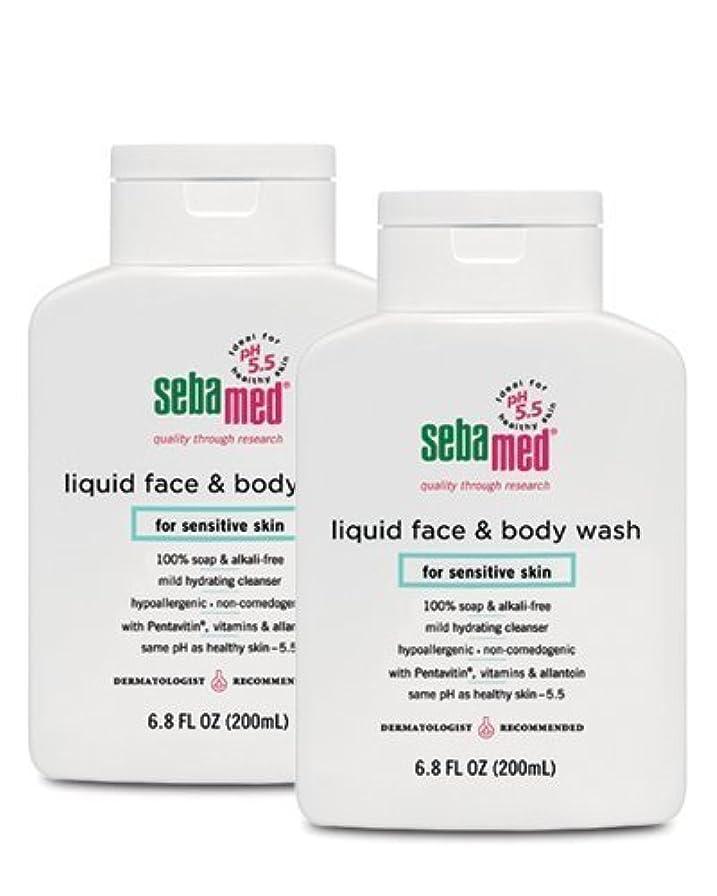 Sebamed Face and Body Wash, 6.8 Fluid Ounce Bottle by Sebamed [並行輸入品]