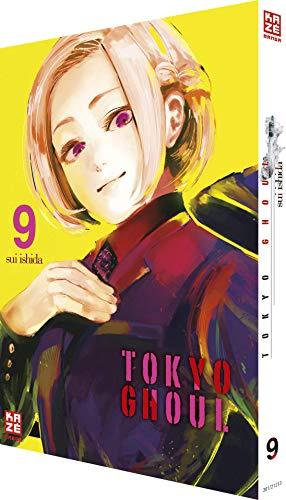 Tokyo Ghoul - Band 09
