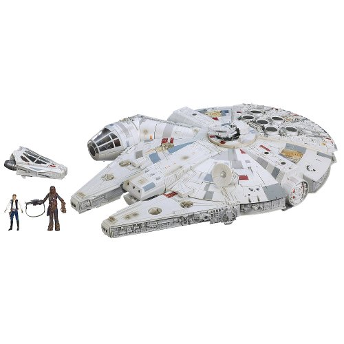 Star Wars 2012 Vintage Millenium Falcon Exclusive by Hasbro