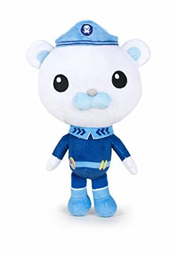 Famosa- Peluche Octonautas Capitán Polo Polar, 20 cm (760015970)