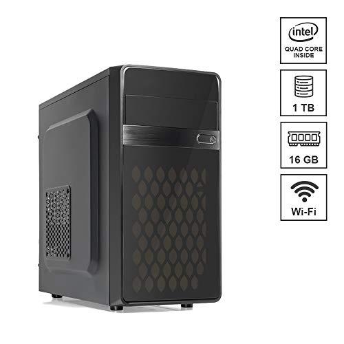 dilc–Green High Bronce High Plus + Win 10: RAM 16GB - HDD 1TB - Master - WiFi