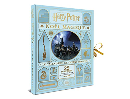 Harry-Potter - Calendrier de lavent