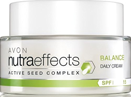 Avon Nutra Effects Balance Tagescreme LSF 15