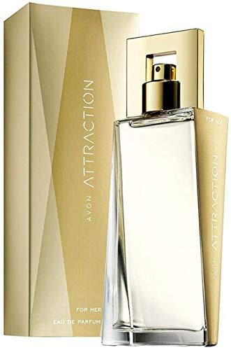 Avon Attraction for Her Eau de Parfum Spray 1.7 Fl Oz