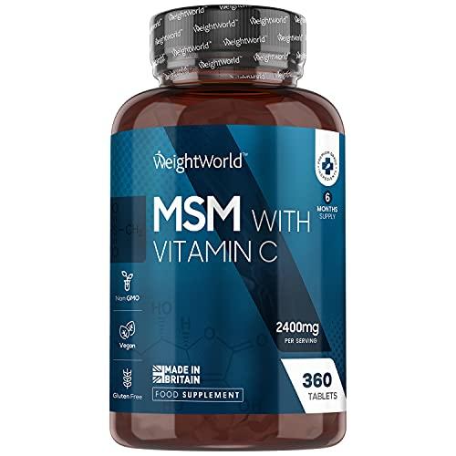 MSM Tablets -...