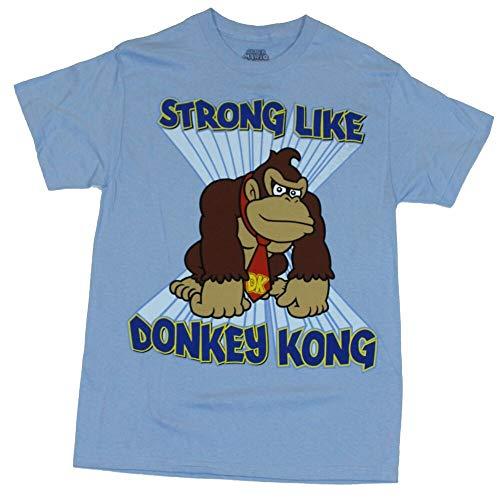 Men's Strong Like Donkey Kong T-shirt,