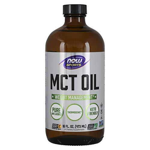 Now Foods MCT aceite liquido puro 473 ml (P29974)