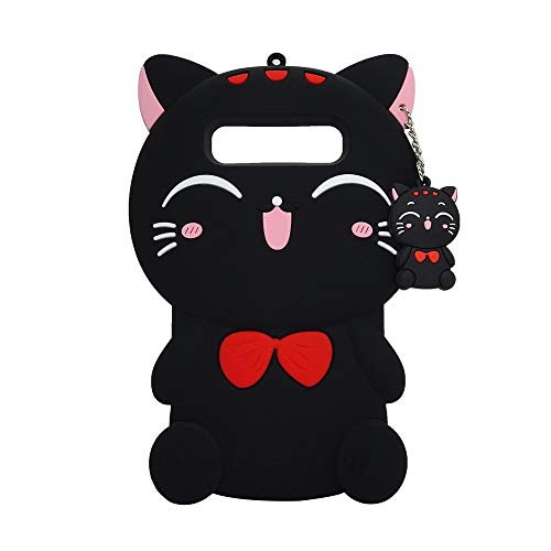 Galaxy S10+ / S10 Plus Case Soft Silicone Cute Cartoon Lovely Fashion Cover for Samsung Galaxy S10 Plus Cool Cases for Kids Boys Girls (Ice Cream Cherry Cupcake, S10+ / S10 Plus)