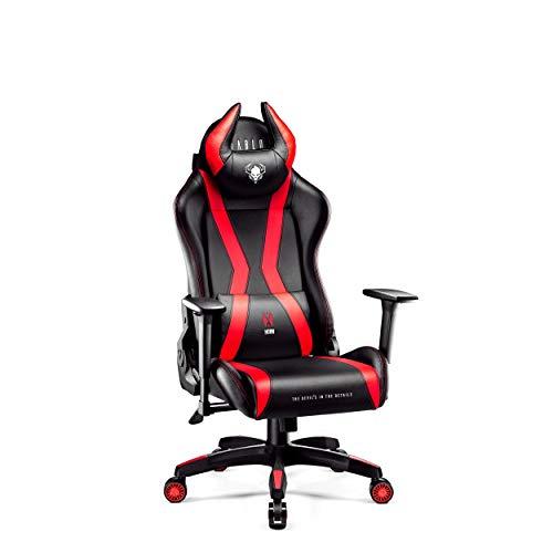 Diablo X-Horn Gaming Stuhl für Kinder Bürostuhl Schreibtischstuhl 3D...