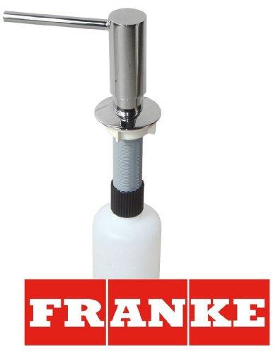 FRANKE SOAP WASHING UP LIQUID DISPENSER CHROME by FRANKE
