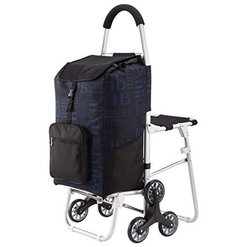 Carro de la compra Bebé de verano con asiento Taburete Carrito de...